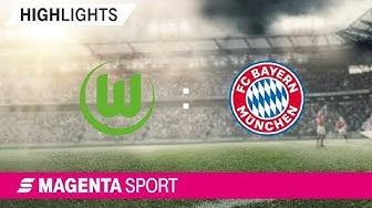 VfL Wolfsburg II - FC Bayern München II   Relegations-Hinspiel, 18/19   MAGENTA SPORT