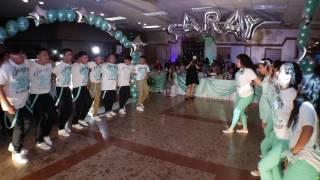 Mis Quince Años baile sorpresa SARAY