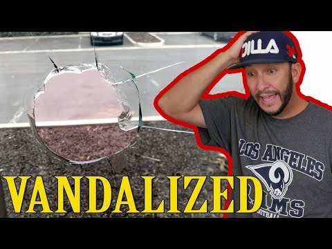 ODM - We Got Vandalized!!