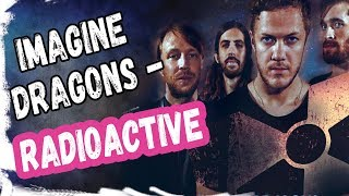 Imagine Dragons – RADIOACTIVE (Оригинал). Разбор на гитаре