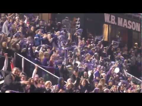 National Television Football Game - New Haven at Stonehill
