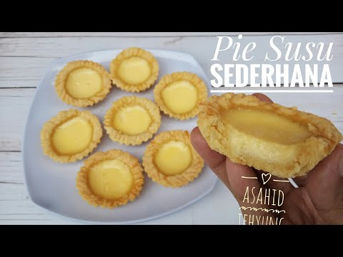 How to Make a Simple but Tasty Milk Pie