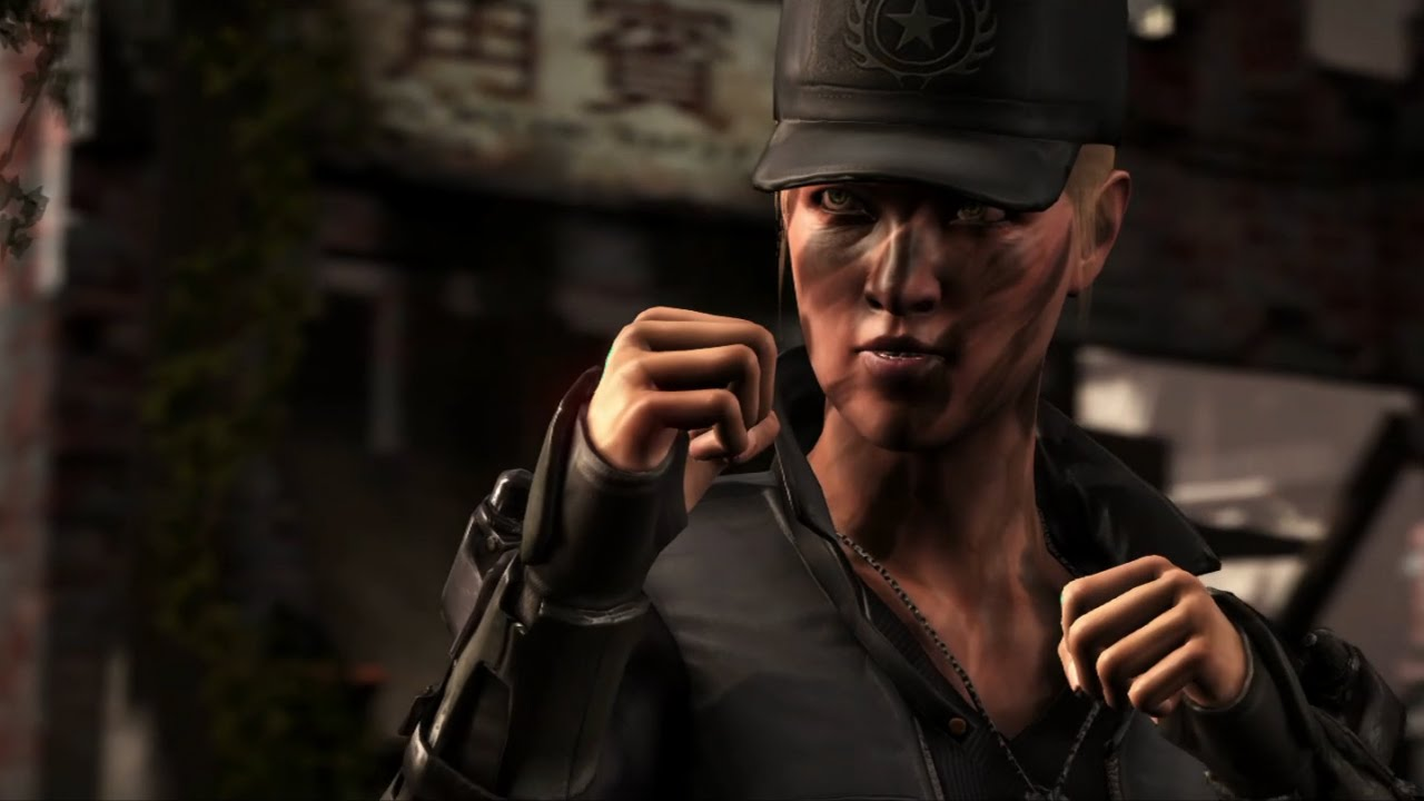 Mortal Kombat X All Sonya Blade Intro Dialogue Character Banter 1080p Hd