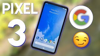 Pixel 3 actually has me kinda excited