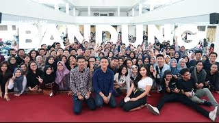 Talkshow Di Bandung - VLOGGG #67
