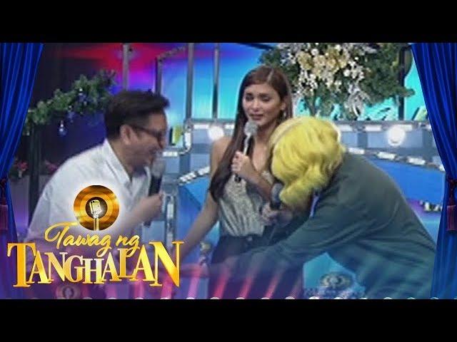 Tawag ng Tanghalan: Vice Ganda notices Jhong Hilario's belt