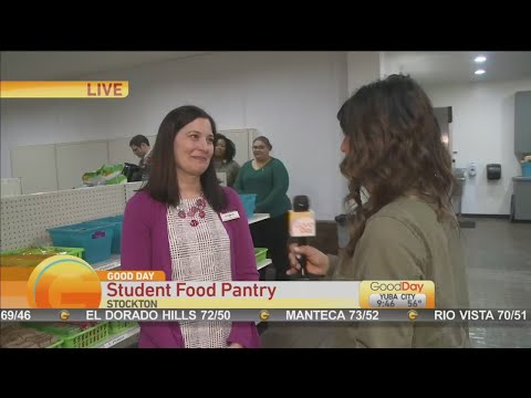 Mazzy - Delta College Student Food Pantry Open...