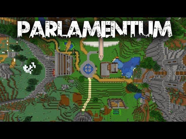 הפרלמנטום עונה 5 |  אנשים חדשים וסיור בממלכת הפלרמנטום! 4#