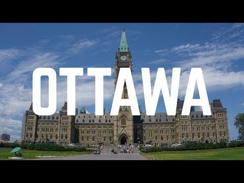 Ottawa, Ontario: A Trip to Canada's Capital City