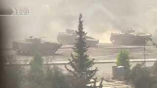 Сирия. Дамаск. Джобар 21 августа 2013 года. Часть 6
