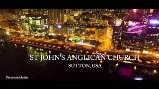 Download Naomi Karanja Sermon @ St John's Anglican Sutton USA MP3 song and Music Video