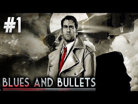 Al Capone vs Eliot Ness | BLUES AND BULLETS | Primeros 25 minutos | Gameplay |
