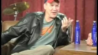 Norm MacDonald on Tom Green Live - Broken toilet - 2007 - part 01