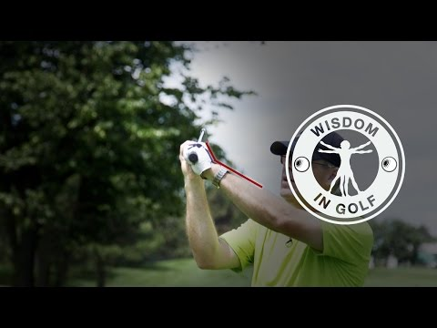 Golf Backswing - Bowed or Cupped Wrist? - Shawn Clement's Wisdom in Golf