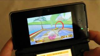 """Super Monkey Ball 3D """"Story Mode"""" Gameplay Footage on the Nintendo 3DS, Part 1"""