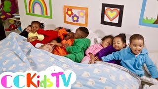 10 in the Bed Song - ten in the bed - Christine Champion - CCKidsTV