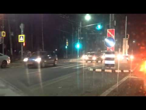 Режим работы светофоров