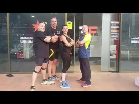 Fitness19 castelldefels recopilación momentos de enero-agosto 2016