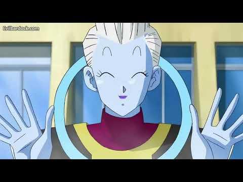 Goku molesta a wis