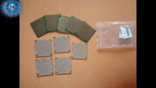 M0064 Universal Prototype Printed Electrical Bakelite Circuit Board-Gearbest.com
