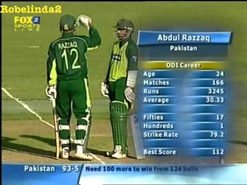 Pakistan match fixing - Mohammad Yousuf screws his team over *again*