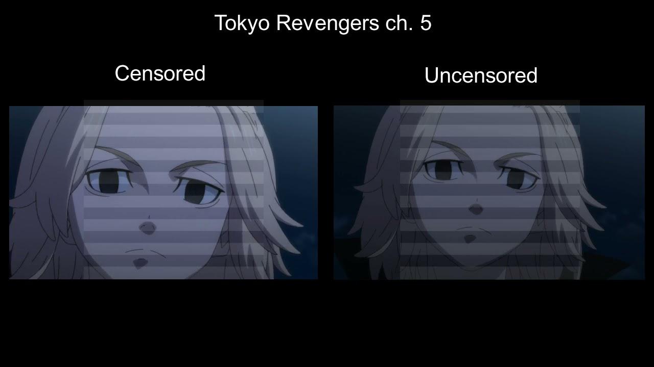 Download Tokyo Revengers EP 5 - Censored vs Uncensored (COMPARISON)