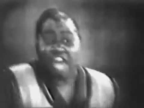 Hattie McDaniel--Some of These Days, 1949 TV