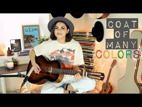 Coat Of Many Colors - Dolly Parton Cover