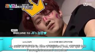[VOSTFR] New Yang Nam Show GOT7 EP 6 2/2 _ JB vous souhaite bonne nuit⭐🌙