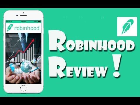 Robinhood APP REVIEW | Best Brokerage Account for NEW INVESTORS!