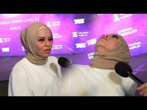 """""""Fattah Amin terlalu tinggi!"""" - Siti Sarah ada alasan pilih Syafiq Kyle"""