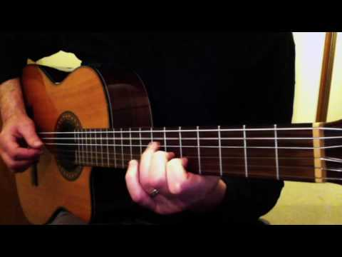 Africa   solo guitar cover
