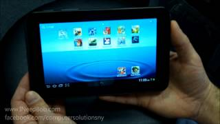 Samsung Galaxy Tab 2 70 Review