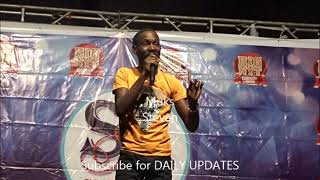 MC MARIACH 2018 independence comedy perfomance at Theatre Labonita. Funniest ugandan comedy videos