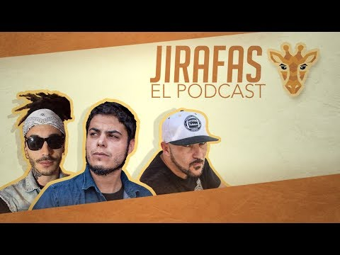 Pablo Nicasso y Legendario con David Sainz | Jirafas #14 | Playz