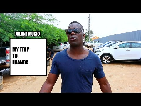 Vloggisode #1 | My trip to Luanda - Minha Viagem a Luanda.