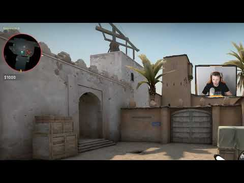 Counter Strike Global Offensive Insane Clutch while defusing! thumbnail