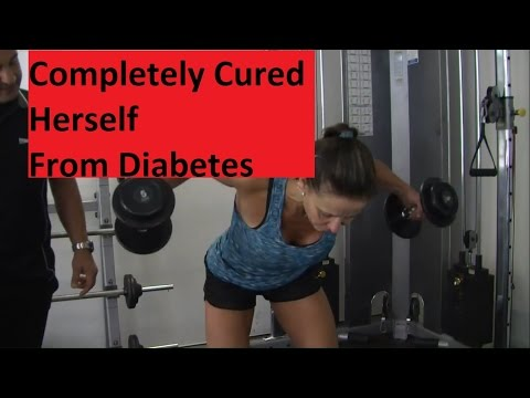 #1 Diabetes Exercise Finally Cured From Type 2 Diabetes