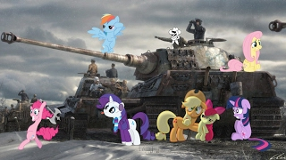 True Capitalist Radio - Ghost Rages about Military Bronies