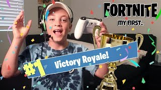 MY FIRST VICTORY ROYALE | ROCCO PIAZZA