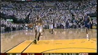 Tayshaun Prince - The Greatest Block in NBA Playoff History... Until LBJ?