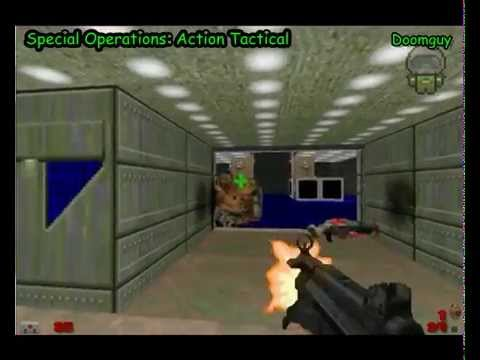 Doom: Special Operations Action Tactical (Wad/Mod) (1/3)