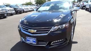 2015 Chevrolet Impala Carson City, Reno, Yerington, Northern Nevada, Elko, NV 15-0190