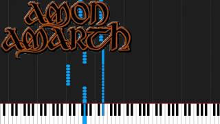 How to play Sorrow Throughout the Nine Worlds by Amon Amarth on Piano Sheet Music