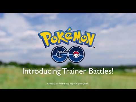 Pokémon GO—Trainer Battles thumbnail