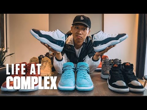 AN INSANE AMOUNT OF AIR JORDANS DROPPING SOON! | #LIFEATCOMPLEX