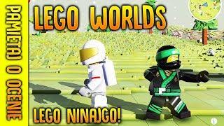 NINJAGO w LEGO WORLDS - LLOYD i wszyscy ninja!