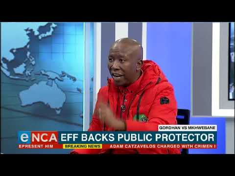 EFF throws weight
