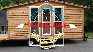Tiny House Atlanta Ga Giant Porch For Outdoor Living