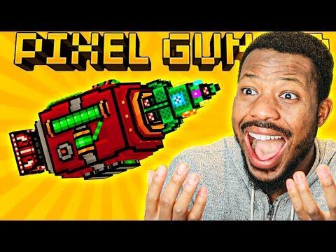 MOST OP WEAPON EVER CREATED! L Pixel Gun 3D